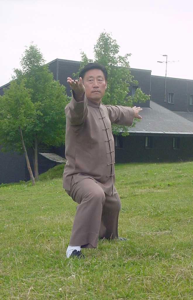 Чън стил на Тай Чи - позиция