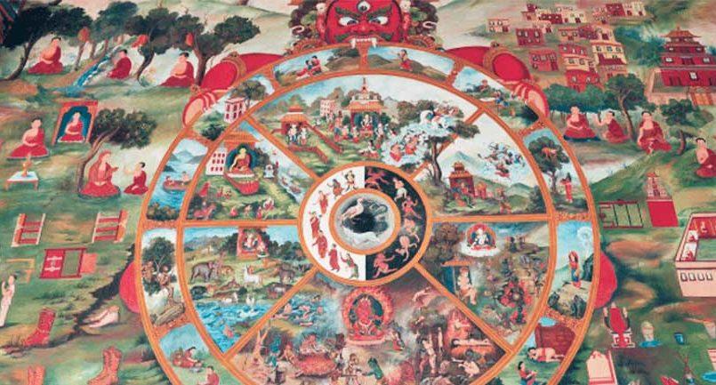 """Тибетская """"Книга великого освобождения"""""""