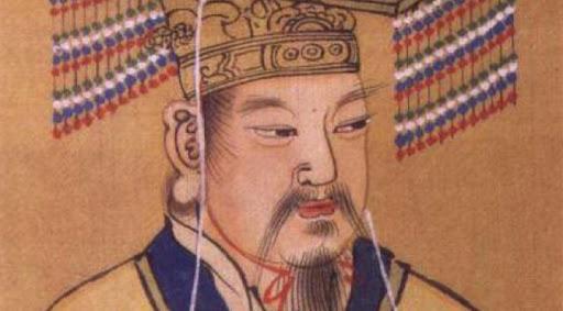 жълтия император портрет