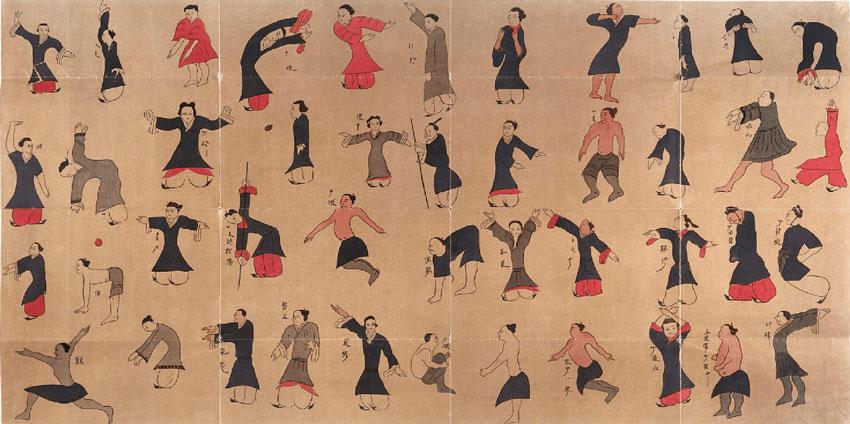 В чем различия между даосским и буддийским цигун? Hа вопросы отвечает Hин Юаньцзе