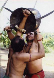 Калари пайату бойцам