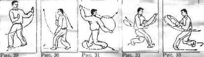 """Триграмма чжэнь, ладонь """"ласточка разворачивается, накрыть рукой"""" 1"""