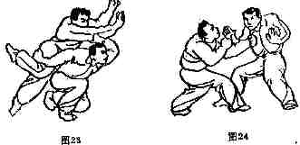 24 парные формы багуачжан 5
