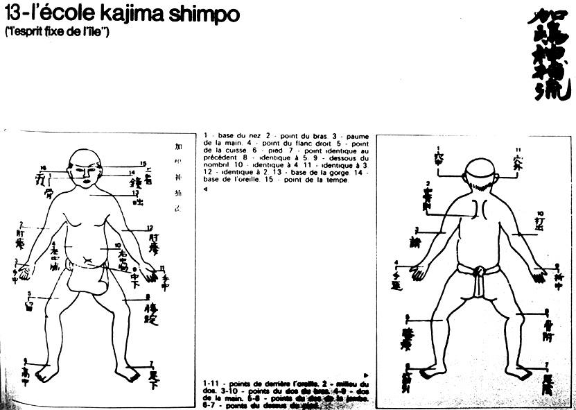 Японска книга за виталните точки - 13 страница