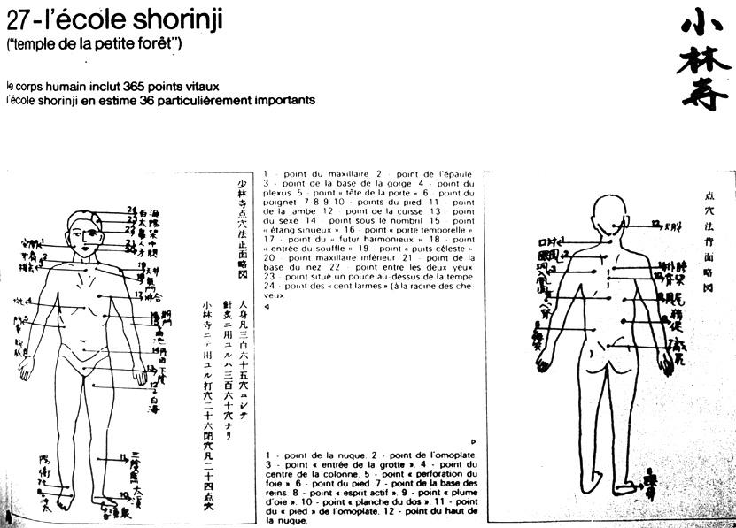 Японска книга за виталните точки - 42 страница