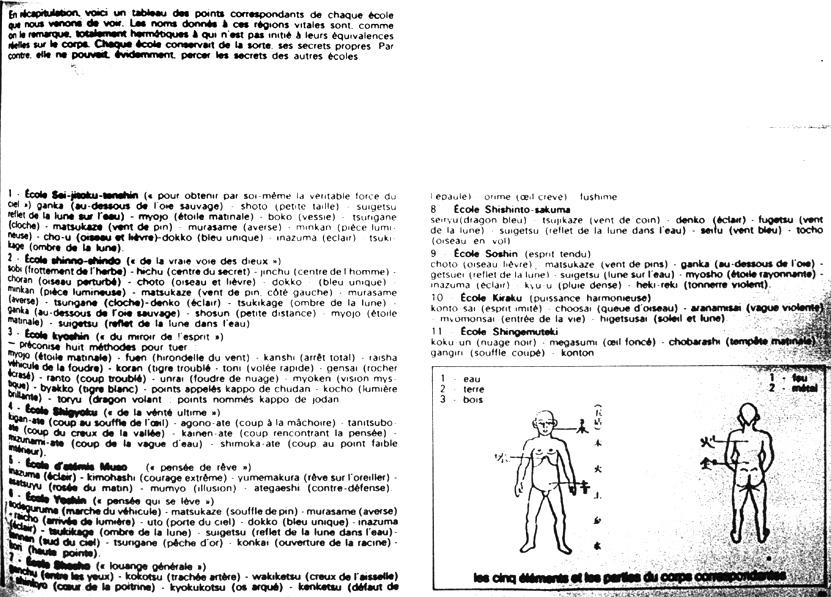 Японска книга за виталните точки - 49 страница
