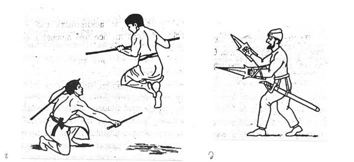 Силамбам - бой с палки и тояги