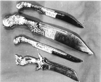 Индийски ножове
