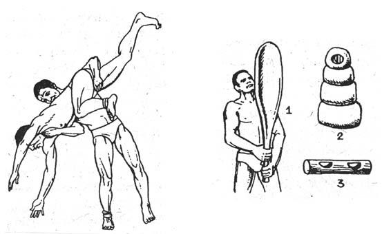 тренировъчни уреди на индийските атлети