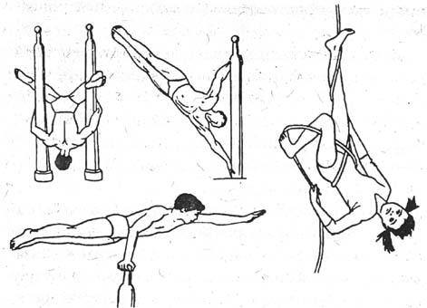 Тренировъчни стълбове – маллякхямба