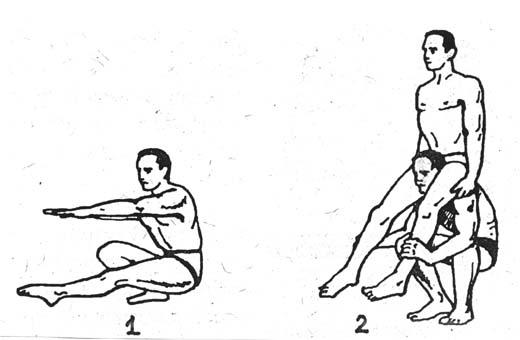 Силови упражнения за гъвкавост