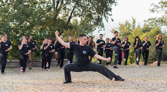 World Chen Xiaowang Taijiquan Association - Bulgaria